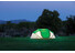 Coleman Galiano 4 tent groen/wit